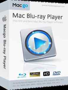 Macgo Blu-Ray Player for MAC {SOFTWARE} ,Play DVD BD Video Audio