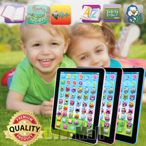 Baby-Kids-Earlly-Learning-Tablet-IPAD-Educational-Toys-Gift-For-Girl-Boy-Toddler