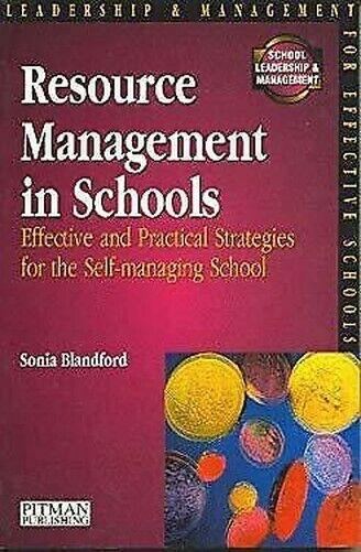 Hilfsquelle Management in Schools: Effektive und Practical Strategies für The