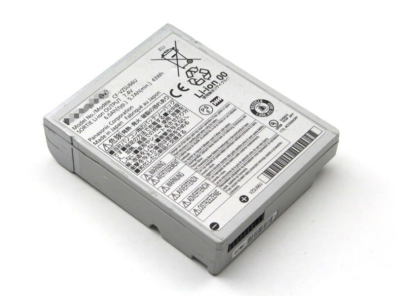 Battery For CF-VZSU66U 43Wh 7.4v TOUGHBOOK CF-C1