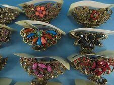$3.75/p, wholesale 12pcs vintage retro hair claws clips
