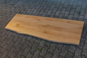 Das Bild Wird Geladen Waschbecken Tischplatte Platte Eiche Miv Holz Mit Baumkante