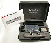 MINOX TLX Titan Titanium 8x11 mint wie neu