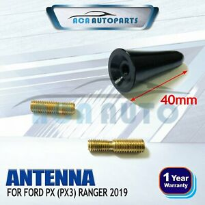 ANTENNA-AERIAL-SHORT-STUBBY-BEE-STING-FOR-FORD-PX3-RANGER-RAPTOR-2019-gt-40MM