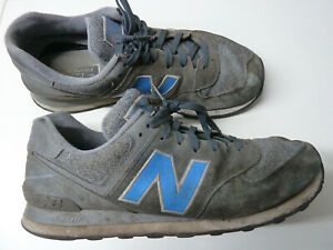 Details zu New Balance NB 574 Gr. 45,5 US 11,5 29,5 cm Artikel # ML574TTC grau blau