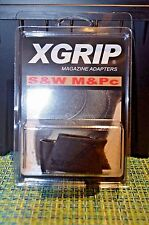 X-Grip S&W M&P Full Size Magazine Adapter for Compact 9/40 Firearms Polymer Black