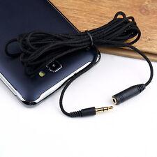 Cable Alargador Jack Estéreo 3,5mm Hembra A Macho Longitud 300cm Sonido