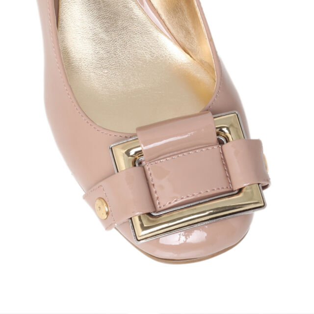 SOLVENT3 NINE WEST SYNTHETIC TAUPE WOMENS LADIES SHOE