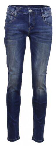 Fritzi Dalla Prussia jeans da donna indiana Dark Blue