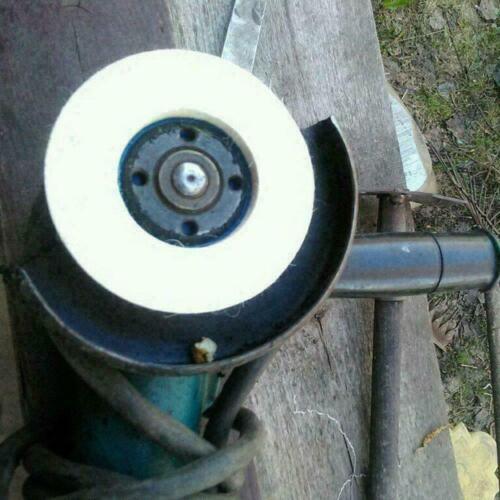 """1pcs 100mm 3.94/"""" Wool Buffing Angle Grinder Wheel Felt Set Disc Polishing U2W9"""