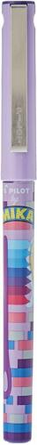 Tintenroller Mika V5 Hi-Tecpoint Violet Pilot Tinte