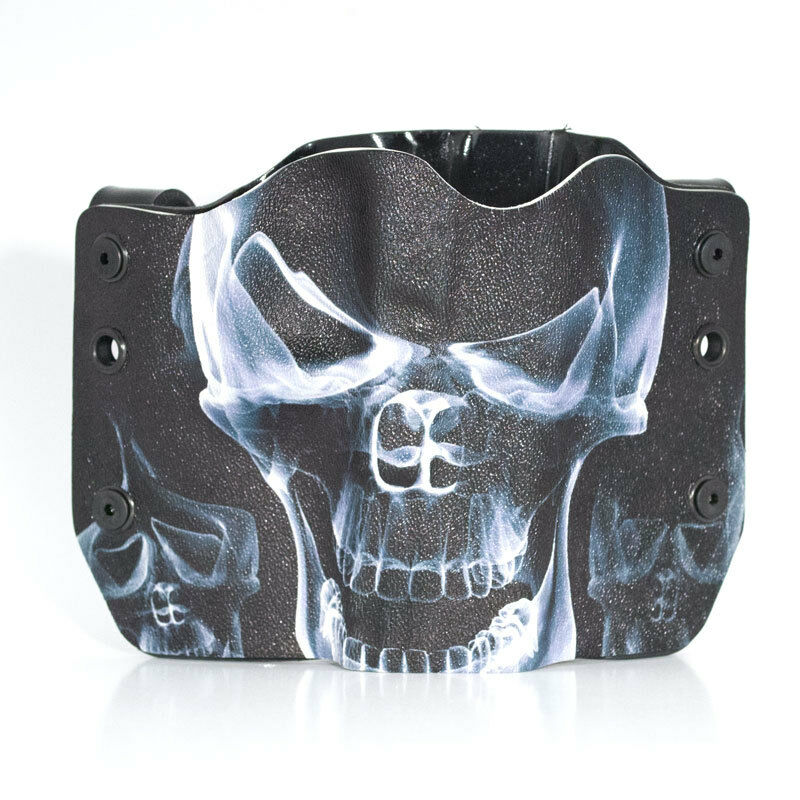 Taurus, Smoke Skull, OWB Kydex Gun Holsters