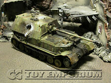 "VERY RARE!  Forces Of Valor Custom ""Battle Damaged"" WWII German Elefant Tank"