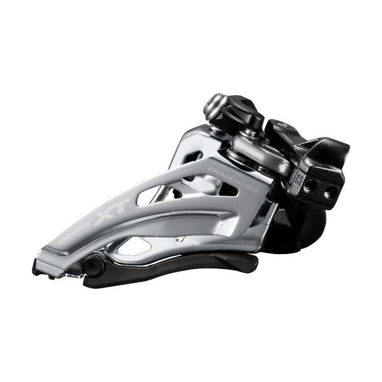 Shimano Deore XT FD-M8020-H Side Swing Front Derailleur 2x11 High Clamp New