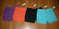 NWT Womens Tangerine Mesh Running Athletic Shorts Size S M L XL 2XL