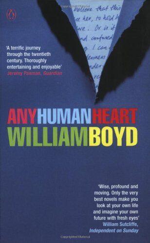 Any Human Heart,William Boyd