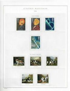 s24310) UK GREAT BRITAIN 1991 MNH** Wide selection (6 scans)