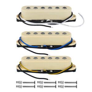 NEW-3PCS-Alnico-5-Single-Coil-Pickups-SSS-Strat-Guitar-Pickup-Set-N-M-B-Cream