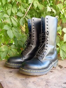 BOTTES BOTTINES DR MARTENS AIRWAIR 14 trous T EU 39 UK 6 US 7 EN ... 53c060cfeba5