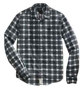 Harley-Davidson-Men-039-s-Printed-Long-Sleeve-Woven-Plaid-Shirt-96456-16VM