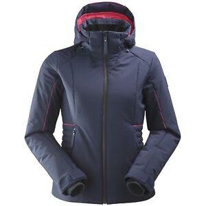 Details about Eider Ridge Jacket 2 Women's Lined Ladies Ski Jacket Winter Blue
