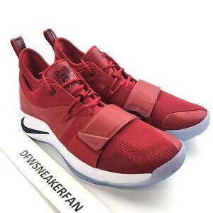 Nike PG 2.5 FRESNO ST BULLDOGS Men's 10