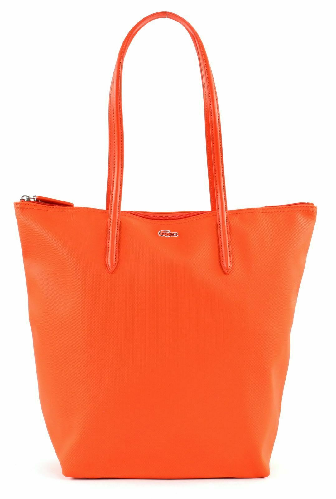 b9f7fd74aaaa3 LACOSTE L.12.12 Concept Grünical Shopping Bag Bag Bag Schultertasche Cherry  Tomato