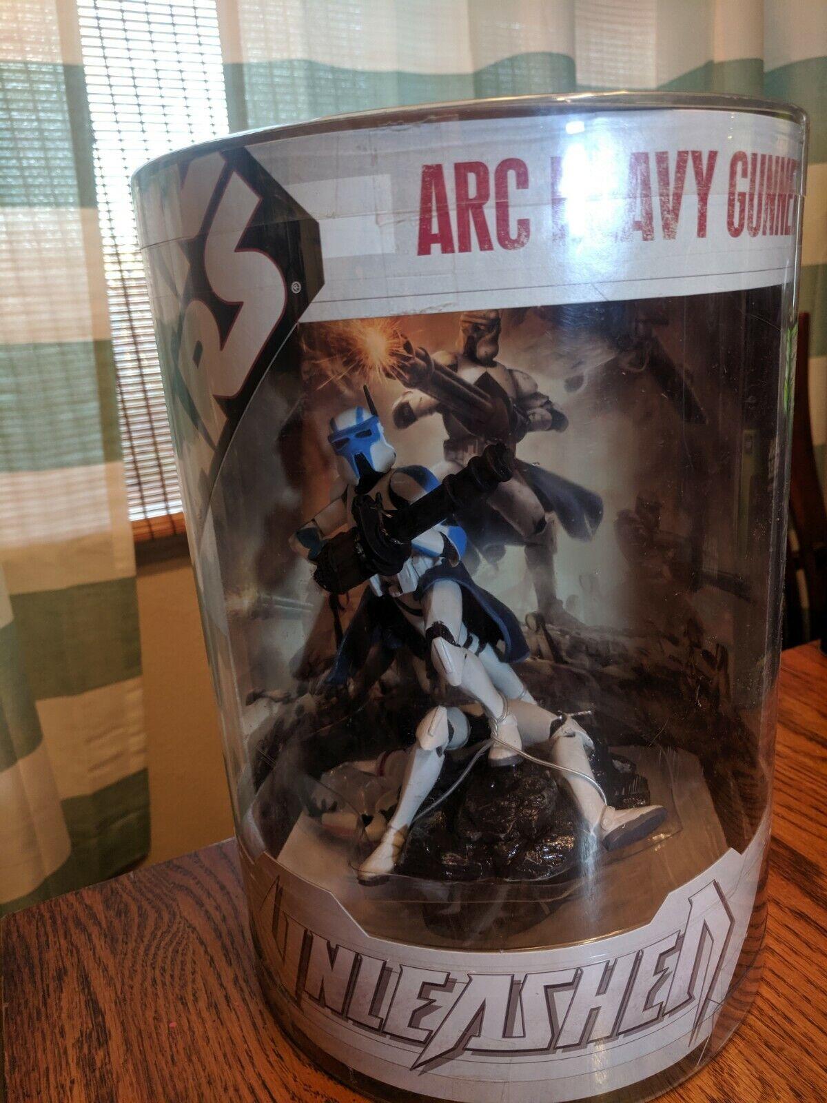 VERY RARE     Star Wars Heavy Gunner New Unopened  Enterntainment Earth figure