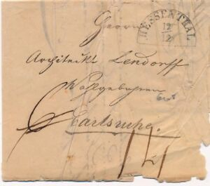 Lettre-WESSENTHAL-Germany-Cover-Brief