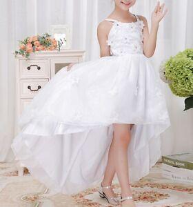 Vestito Cerimonia 15 Anni.Vestito Bambina 2 15 Anni Cerimonia Comunione Girl Party Princess