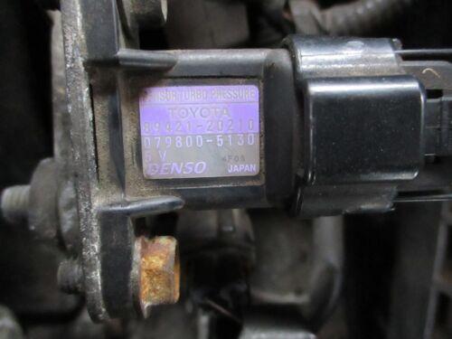 Toyota RAV4 Sensor De Presión Turbo 89421-20210//079800-5130 2.0 d4d 2000-2006