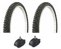 Pair Of 16x1.95 Mountain Bike Tyre VC-5010-02 With High Quality Tyre tube