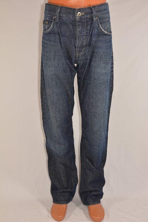 HUGO BOSS Herren Jeans Maine 1 Hose blau W33   L34; K31 588
