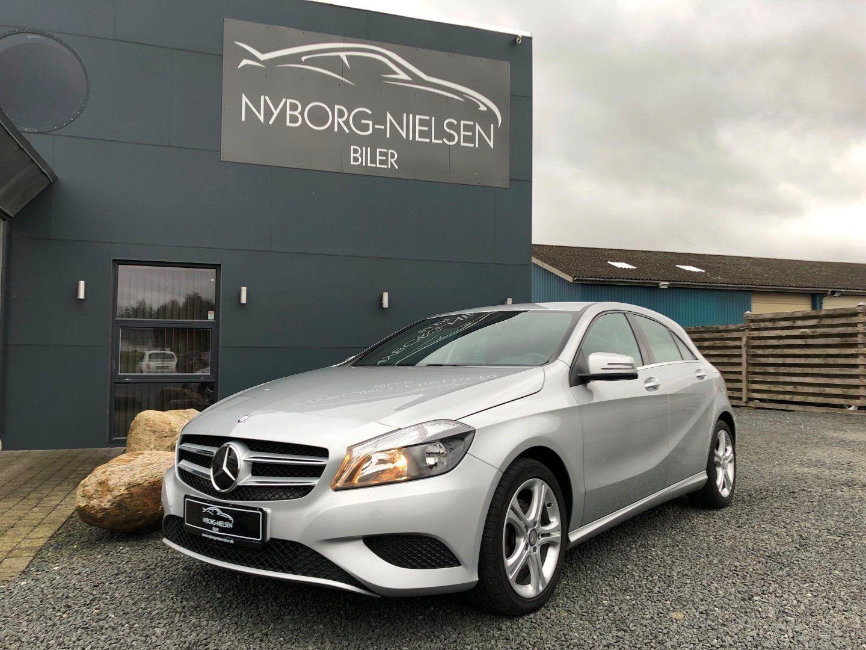 Mercedes A200 1,8 CDi Urban 5d - 194.900 kr.