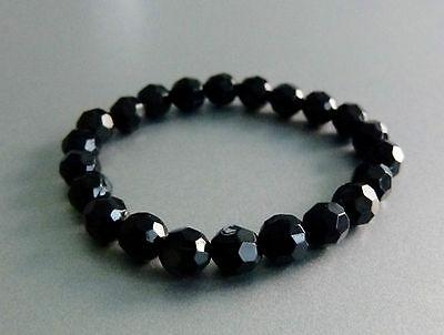 Armband - Facettierte Perlen - Schimmernd - Trend & Style - Neu!!!