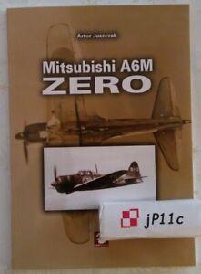 Mitsubishi-A6M-Zero-BIG-Yellow-MMP-Books-NEW