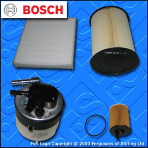 SERVICE-KIT-for-FORD-FOCUS-MK2-1-6-TDCI-OIL-AIR-FUEL-CABIN-FILTER-2007-2012