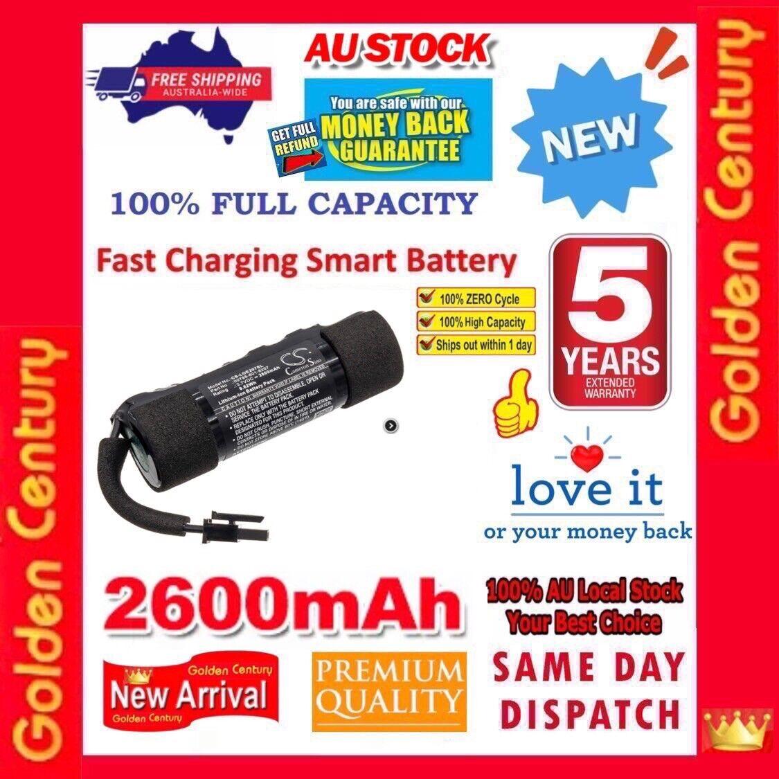 *2021* 00798-601-8207 Bat for Logitech UE Ultimate Ears BOOM 2 Bluetooth Speaker