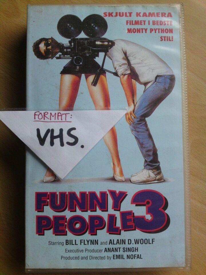 Underholdning, Funny people 3, instruktør emil nofal