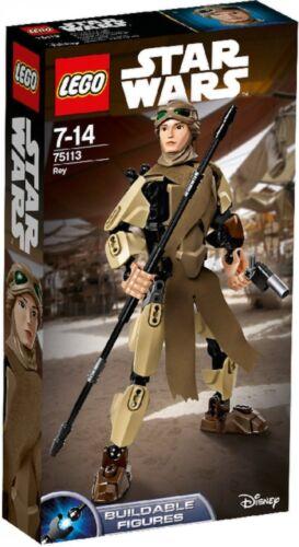 LEGO 75113 Star Wars Actionfigur Rey NEU OVP