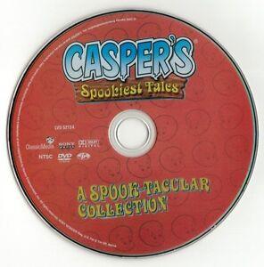 Casper-Casper-039-s-Spookiest-Tales-DVD-disc