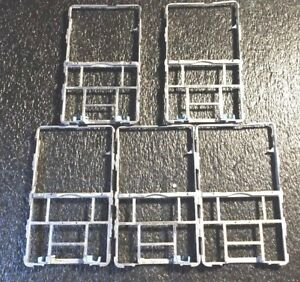 LOT-OF-5PCS-Metal-Mid-frame-for-Apple-iPod-Classic-6th-7th-Gen-A1238-EXCELLENT
