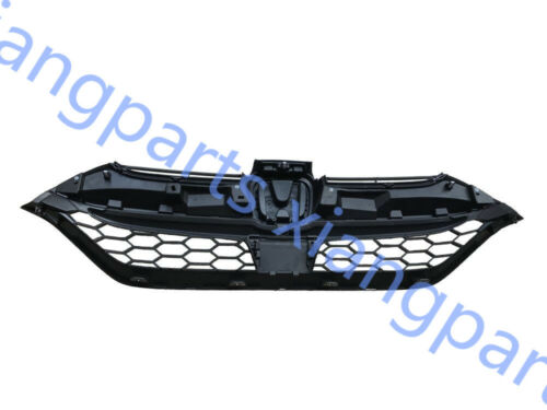 Chrome Front Replacement Grill Hood Upper Bumper Grille For 2017-2018  Honda CRV