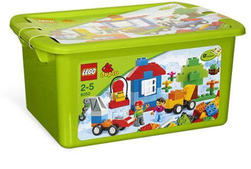 LEGO DUPLO IL MIO PRIMO SET DI VEICOLI    - 6052 bac606