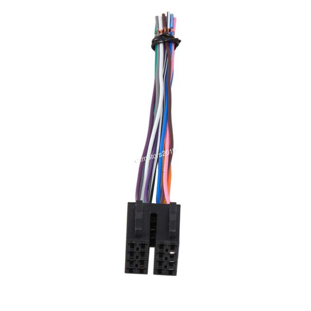 16 Pin Power/speaker Harness for Boss BV99821 Receiver/dvd Player for sale  online | eBayeBay