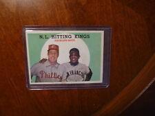 1959 Topps Hitting Kings #317 Baseball Card
