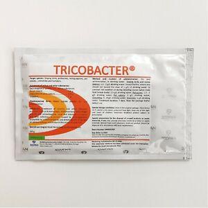 TRICOBACTER TREATMENT OF COCCIDIOSIS ENTERITIS TRICHOMONIASIS IN PIGEONS
