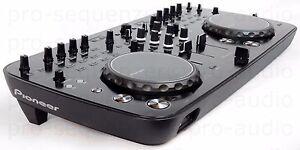 Pioneer-DDJ-ERGO-V-DJ-Controller-Black-Limited-Edition-Fast-neuwertig-Garantie