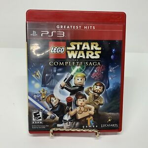 PS3-Lego-Star-Wars-the-Complete-Saga-Sony-Playstation-3-Complete-Free-Shipping