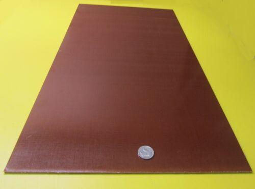 "Thick  x 12/"" x 24/"" Garolite Micarta Linen Phenolic LE Grade Sheet  .125/"" 1//8/"""